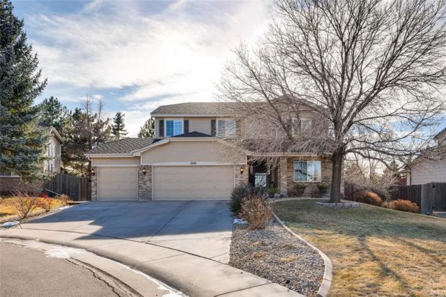 7510 Indian Wells Place, Lone Tree, CO 80124 (#3255086) :: The Thayer Group