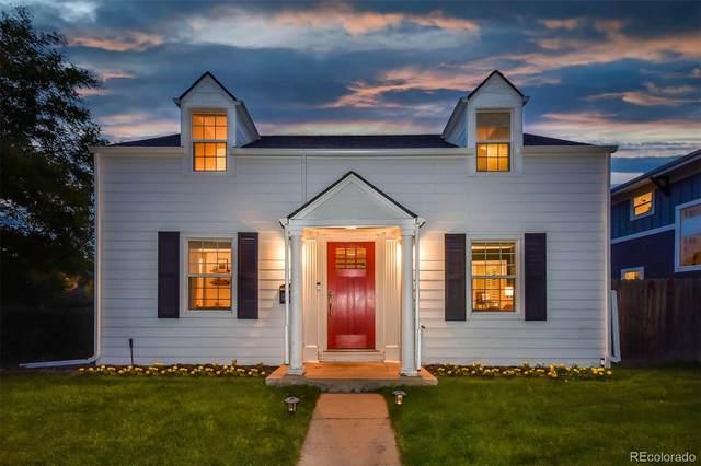 2002 S Lafayette Street, Denver, CO 80210 (#3255448) :: Wisdom Real Estate