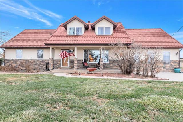 5755 County Road 63, Keenesburg, CO 80643 (#3255842) :: The DeGrood Team