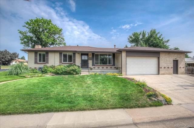 6275 W Louisiana Avenue, Lakewood, CO 80232 (#3255898) :: Berkshire Hathaway HomeServices Innovative Real Estate