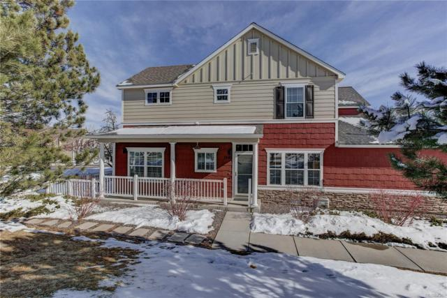 1501 Gold Hill Street, Castle Rock, CO 80109 (#3256029) :: The Griffith Home Team