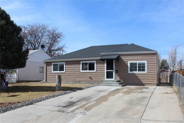 1643 Ironton Street, Aurora, CO 80010 (#3256181) :: Finch & Gable Real Estate Co.