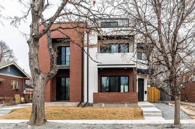2240 S Lincoln Street, Denver, CO 80210 (#3256249) :: The Peak Properties Group