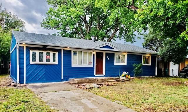 86 Easy Street, Colorado Springs, CO 80911 (#3256625) :: Finch & Gable Real Estate Co.