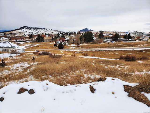 Silver Street, Cripple Creek, CO 80813 (MLS #3256989) :: 8z Real Estate