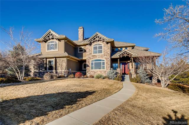 4937 Wilderness Place, Parker, CO 80134 (#3257013) :: Venterra Real Estate LLC
