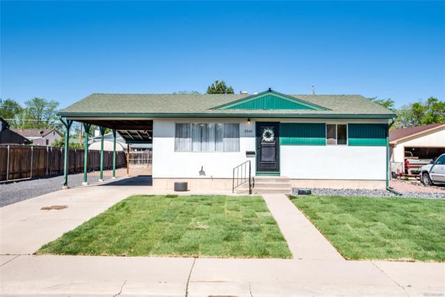 2541 Lynwood Lane, Pueblo, CO 81005 (#3257268) :: The DeGrood Team