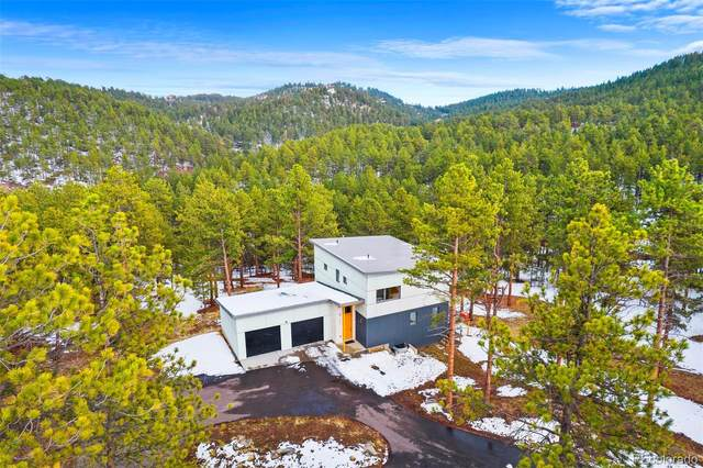 32575 Woodside Drive, Evergreen, CO 80439 (#3257291) :: The Artisan Group at Keller Williams Premier Realty