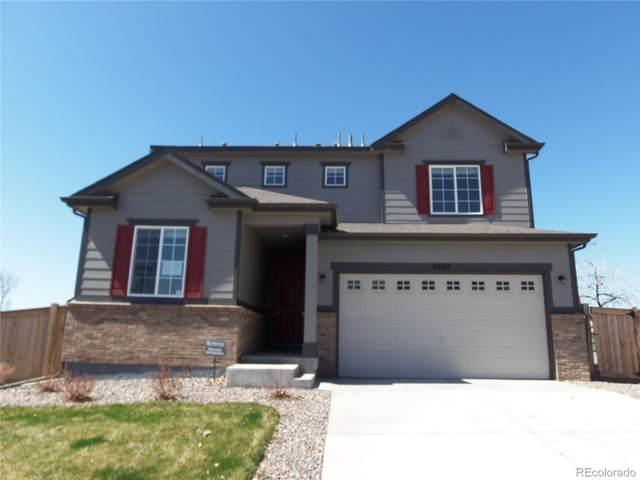 9609 Albion Lane, Thornton, CO 80229 (MLS #3257297) :: The Sam Biller Home Team