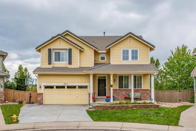 10513 Westcliff Place, Highlands Ranch, CO 80130 (MLS #3257382) :: 8z Real Estate