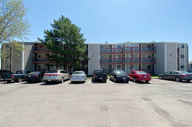 2720 W 86th Avenue #72, Westminster, CO 80031 (#3257396) :: Briggs American Properties