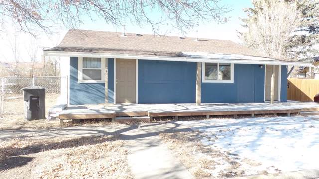 31 W West Avenue, Alamosa, CO 81101 (#3257894) :: The Dixon Group