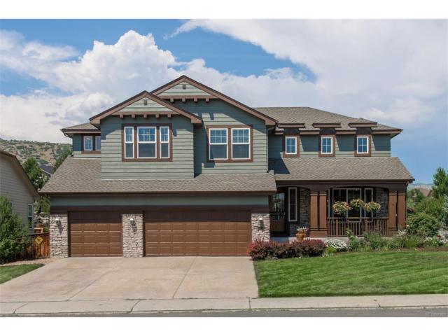 9343 S Holland Way, Littleton, CO 80127 (MLS #3258424) :: 8z Real Estate