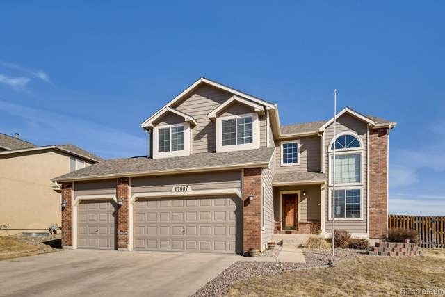 17007 Buffalo Valley Path, Monument, CO 80132 (#3258490) :: The Griffith Home Team