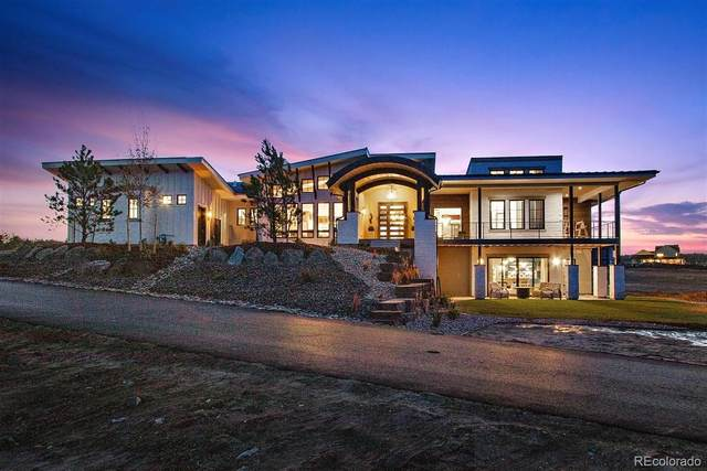 2960 Red Kit Road, Franktown, CO 80116 (#3258620) :: Berkshire Hathaway HomeServices Innovative Real Estate