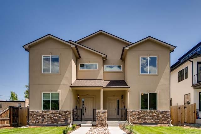 770 Birch Street, Denver, CO 80220 (#3259404) :: milehimodern