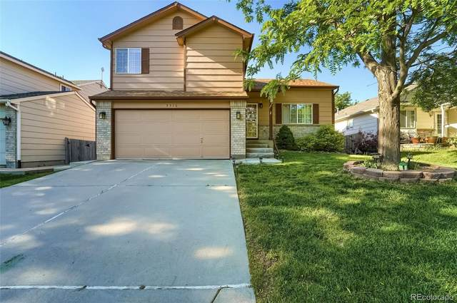 5316 E 128th Drive, Thornton, CO 80241 (#3259539) :: The HomeSmiths Team - Keller Williams