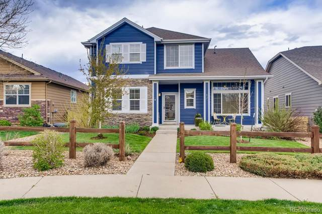 635 Summer Hawk Drive, Longmont, CO 80504 (#3259543) :: The Griffith Home Team
