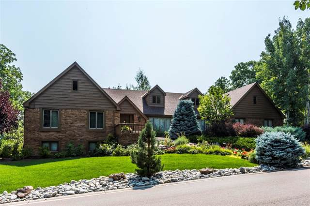 11 E Belleview Lane, Greenwood Village, CO 80121 (#3259867) :: The Gilbert Group