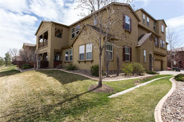 10529 Ashfield Street 8B, Highlands Ranch, CO 80126 (#3259895) :: House Hunters Colorado