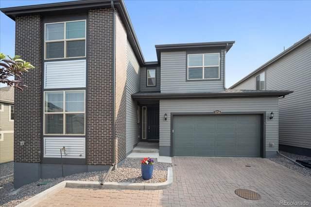 9754 Meeker Street, Littleton, CO 80125 (#3260289) :: The Colorado Foothills Team | Berkshire Hathaway Elevated Living Real Estate