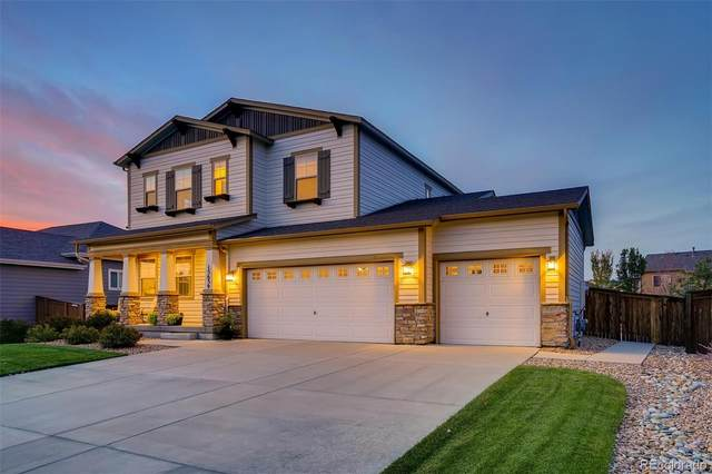 15639 Angelica Drive, Parker, CO 80134 (#3260367) :: James Crocker Team