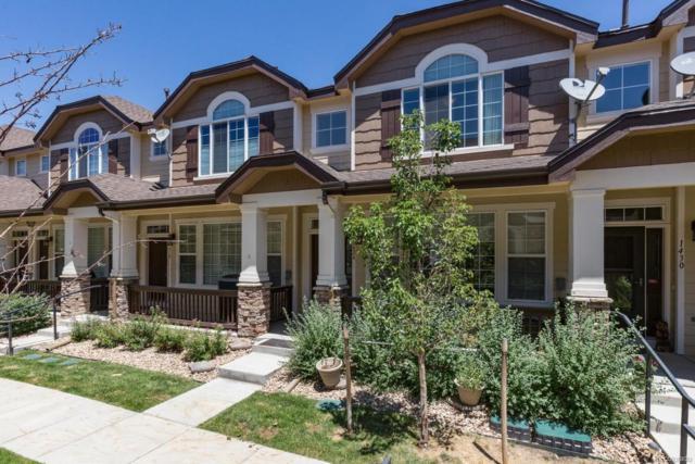 1424 Turnberry Drive, Castle Rock, CO 80104 (MLS #3260458) :: 8z Real Estate