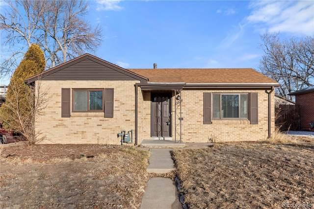 3244 Olive Street, Denver, CO 80207 (MLS #3260706) :: 8z Real Estate