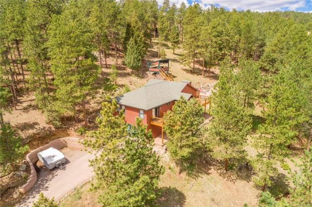 3167 Meadow View Road, Evergreen, CO 80439 (MLS #3261028) :: 8z Real Estate