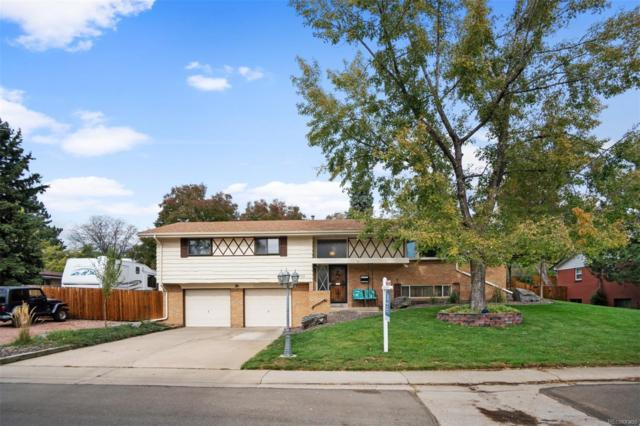 11655 W 28th Place, Lakewood, CO 80215 (#3261059) :: The Galo Garrido Group