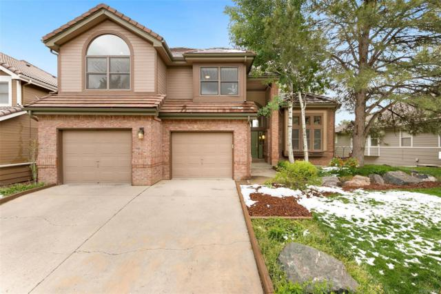 9244 Ritenour Court, Lone Tree, CO 80124 (#3261246) :: Harling Real Estate