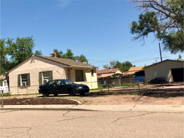 2111 E 6th Street, Pueblo, CO 81001 (MLS #3261420) :: 8z Real Estate