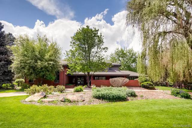 4735 S Clayton Court, Cherry Hills Village, CO 80113 (#3261738) :: Colorado Home Finder Realty