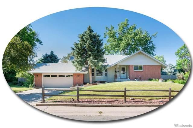1140 E Easter Avenue, Centennial, CO 80122 (#3262511) :: The Griffith Home Team