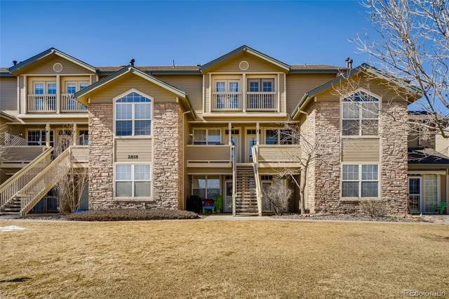 2818 W Centennial Drive I, Littleton, CO 80123 (#3262698) :: iHomes Colorado
