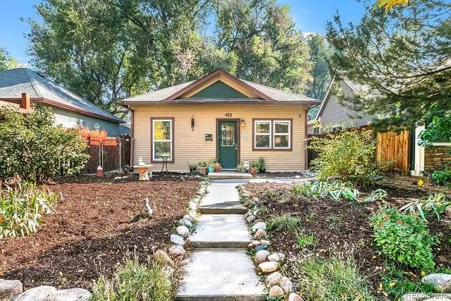 422 N Loomis Avenue, Fort Collins, CO 80521 (MLS #3262834) :: 8z Real Estate