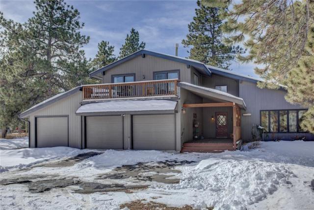 27200 Armadillo Way, Evergreen, CO 80439 (MLS #3263577) :: 8z Real Estate