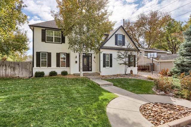 2552 E Vassar Avenue, Denver, CO 80210 (#3263653) :: The Heyl Group at Keller Williams