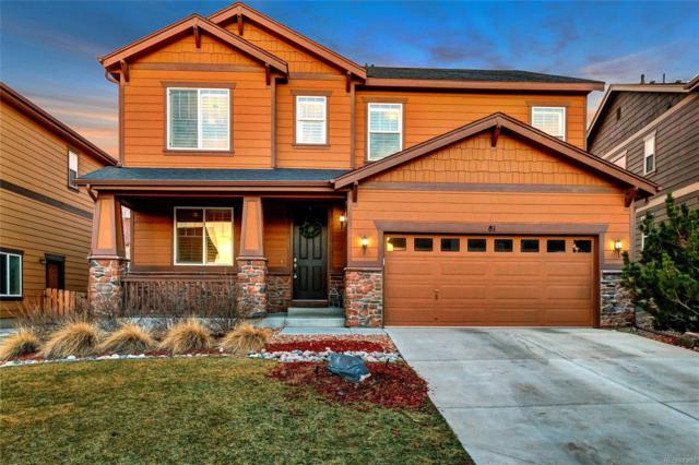 81 Garner Lane, Erie, CO 80516 (#3263673) :: The Peak Properties Group
