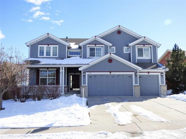 1198 Baguette Drive, Castle Rock, CO 80108 (#3263747) :: The Heyl Group at Keller Williams