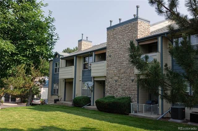 444 S Kittredge Street #301, Aurora, CO 80017 (MLS #3263840) :: Bliss Realty Group