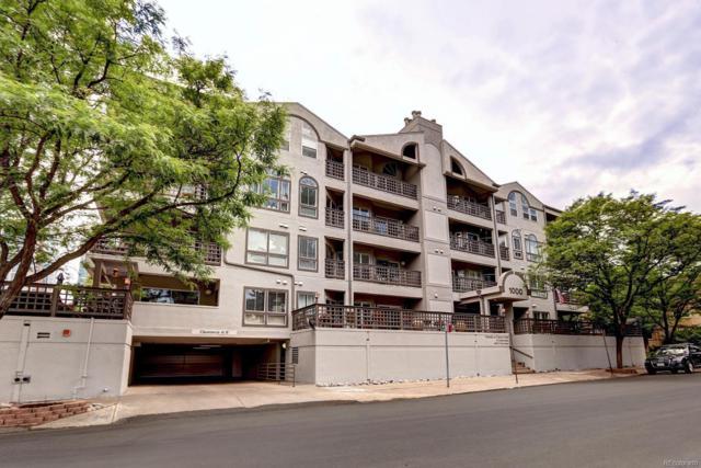 1000 E 1st Avenue #205, Denver, CO 80218 (#3263907) :: The Galo Garrido Group