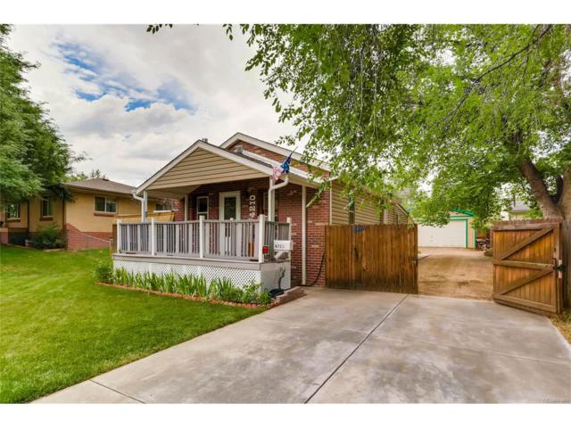 4210 S Galapago Street, Englewood, CO 80110 (MLS #3264312) :: 8z Real Estate