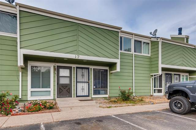 12151 E Ford Avenue, Aurora, CO 80012 (#3264580) :: Berkshire Hathaway Elevated Living Real Estate