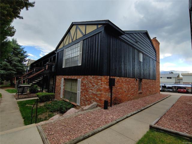 2902 Airport Road #139, Colorado Springs, CO 80910 (#3264684) :: Compass Colorado Realty