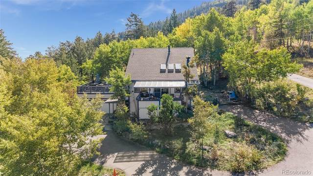 20172 Cypress Drive, Morrison, CO 80465 (#3264706) :: Kimberly Austin Properties