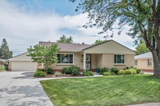 4480 E Colorado Avenue, Denver, CO 80222 (MLS #3264841) :: Bliss Realty Group