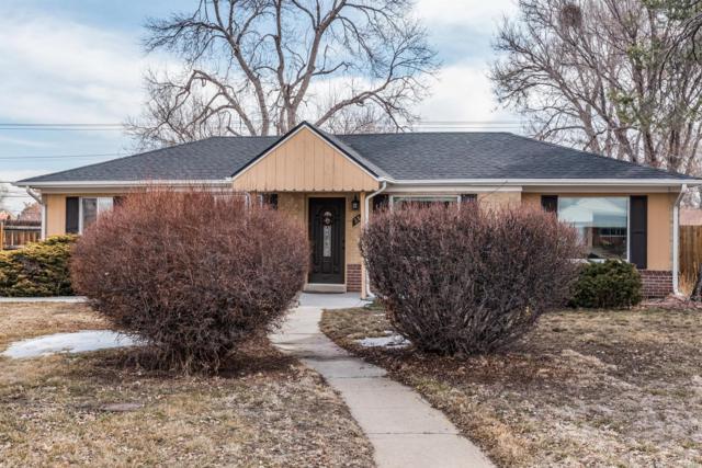 2850 Oneida Street, Denver, CO 80207 (MLS #3265034) :: 8z Real Estate