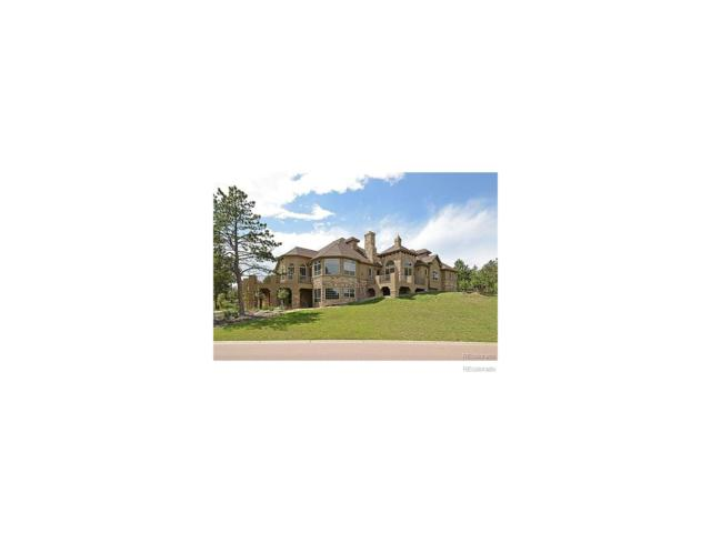 677 Quartz Mountain Road, Larkspur, CO 80118 (#3265054) :: The Peak Properties Group