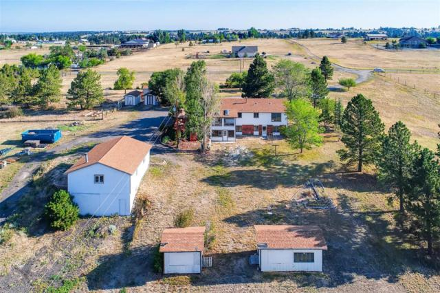 12155 Piney Lake Road, Parker, CO 80138 (#3265793) :: Structure CO Group